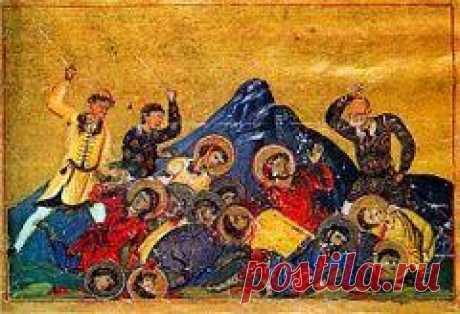 Сегодня 10 февраля в 0754 году Открылся Иерийский Собор церковных иерархов (иконоборческий)