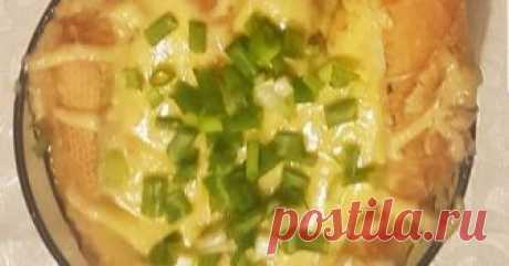 Французский луковый суп Автор рецепта Кристина Классный рецепт - Французский луковый суп! Люблю францию ,а особенно их еду❤