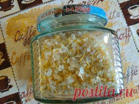Ароматная соль с лимоном и лаймом | Мозаика жизни | Яндекс Дзен