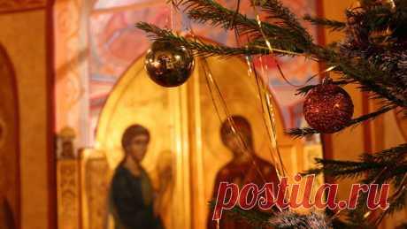 Что категорически нельзя делать на Рождество: разрешенные и запрещенные действия