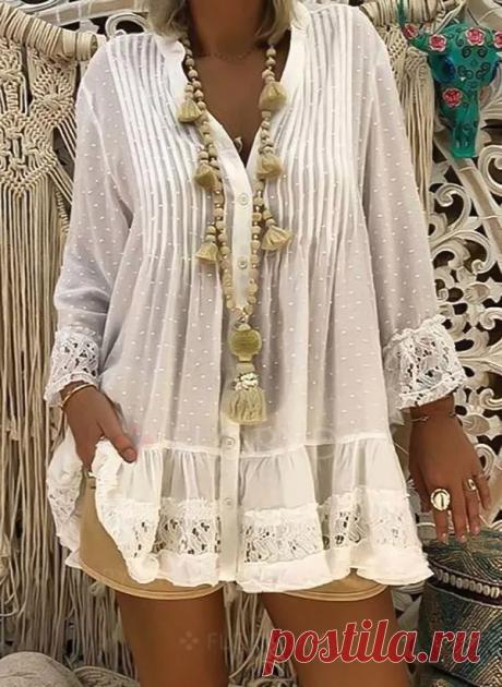 Блузки и туники в стиле Бохо: Удобно и красиво | Для женщин 45+ | Яндекс Дзен