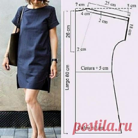 8 простых выкроек моделей женской одежды, которые смогут сшить даже начинающие портнихи! | Юлия Жданова | Яндекс Дзен