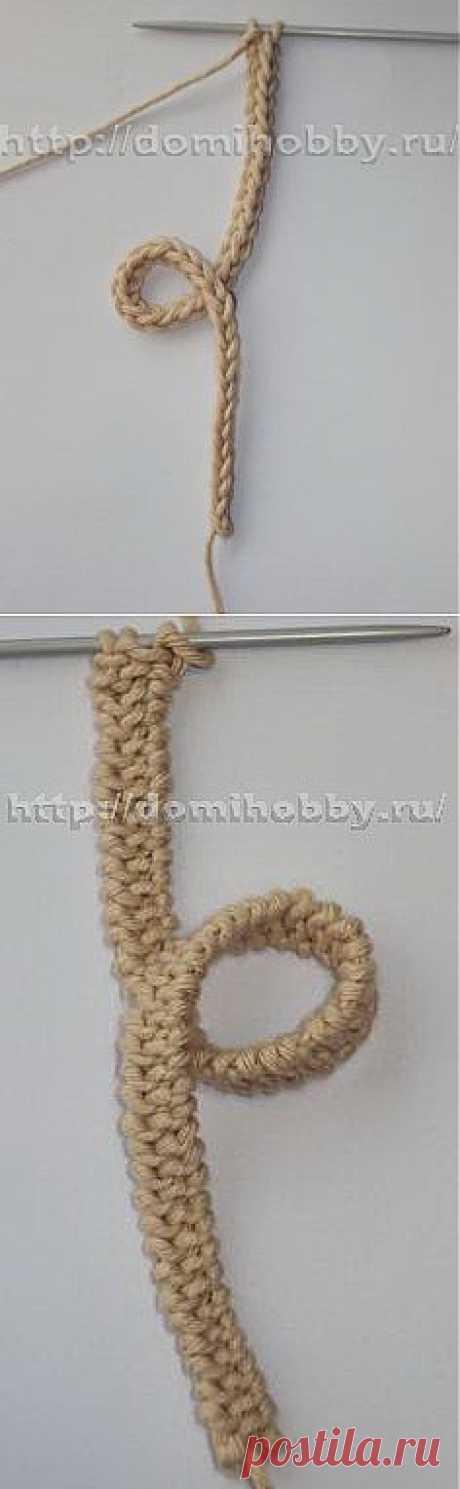 Вязаные шнуры и декорирование изделий