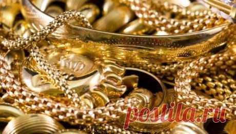 Магические свойства золота