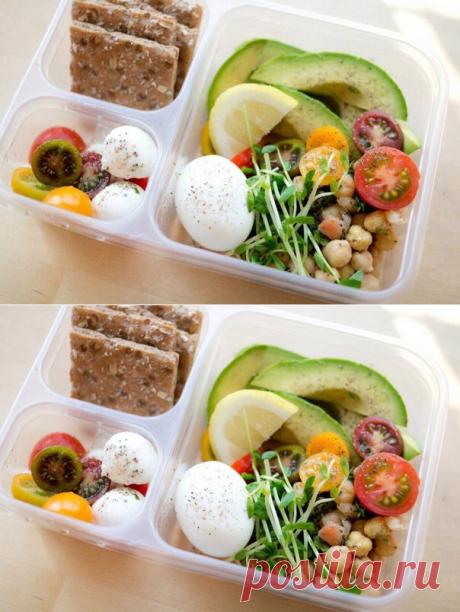 Правильное питание – это просто! Пример меню на 1400-1500 ккал - Полезные советы красоты
