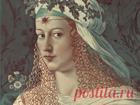 Лукреция Борджиа — королева ядов — HistoryTime
