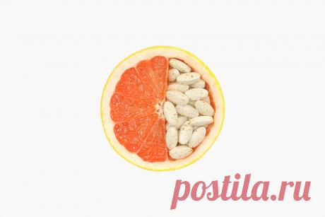 «Попей, лишним не будет»: Развенчиваем 10 мифов о витаминах — Wonderzine