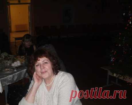 Lyudmila Kachkina