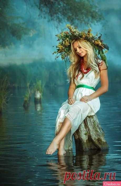 Современная богиня Если девушка не пьёт, не курит, не ругается матом, спит дома ночью, любит природу, хочет прожить с мужем всю жизнь и иметь с ним много детей... это не современная девушка - это современная богиня! https://mdeva.ru