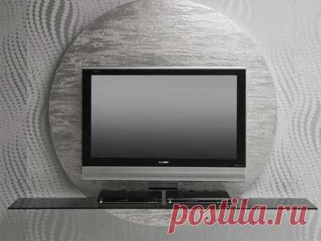 Как грамотно разместить телевизор на стене — Лайфхаки