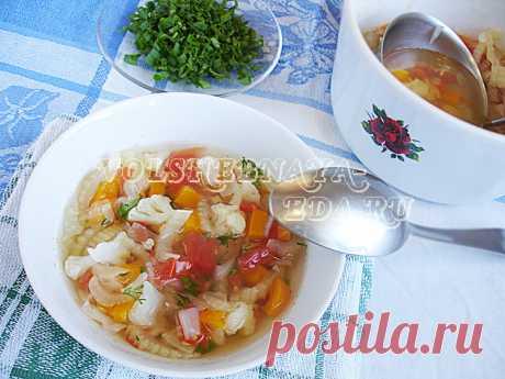Суп из сельдерея для похудения | Волшебная Eда.ру