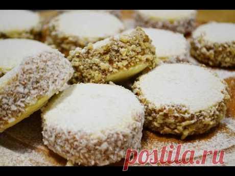 ¡Las GALLETAS (Pasteles) ALFAHORES | sabroso! | Alfajores | Cookies\/sandwich cookies