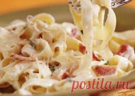 (10) Паста «Карбонара» как в ресторане - пошаговый рецепт с фото. Автор рецепта Наира Сокура . - Cookpad