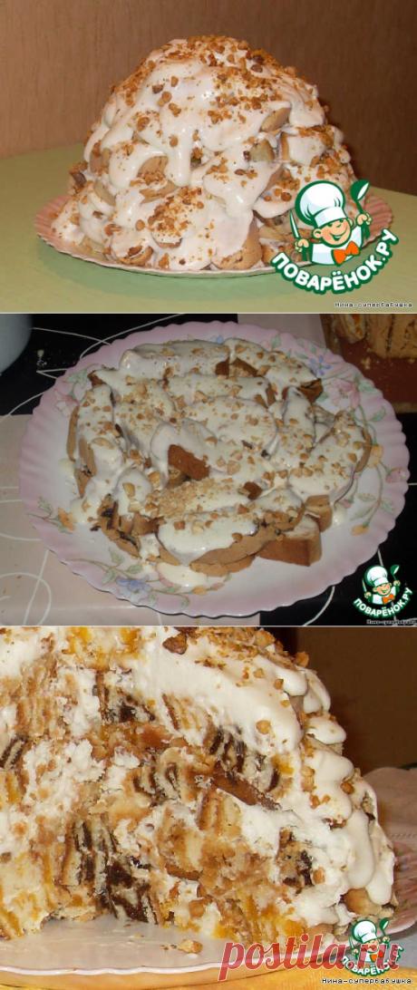 """изумительный торт """"Хаос"""" - хаотичный, но оооочень вкусный!."""