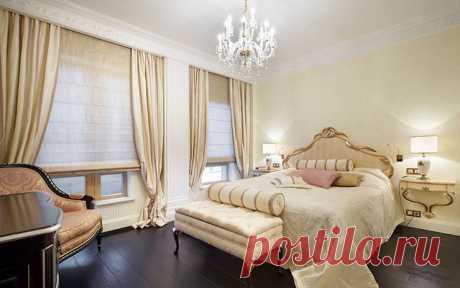 Дизайн спальни в итальянском стиле — Роскошь и уют