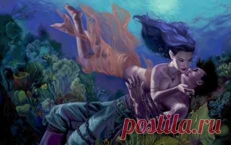 Обрученные с водой | Scorpion(мистика или реальность) | Яндекс Дзен