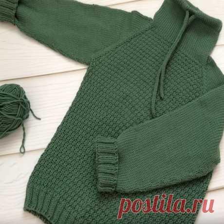 Как сделать свитер своими руками
