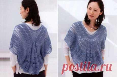 Свободная блуза в стиле Бохо