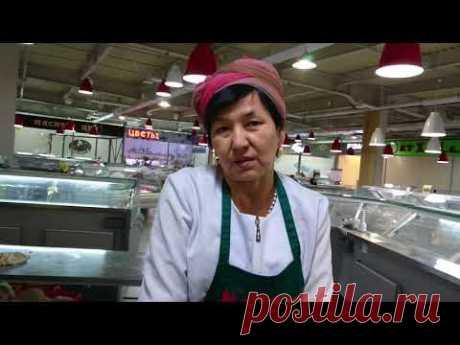 КАЗЫ национальное Казахском блюдо