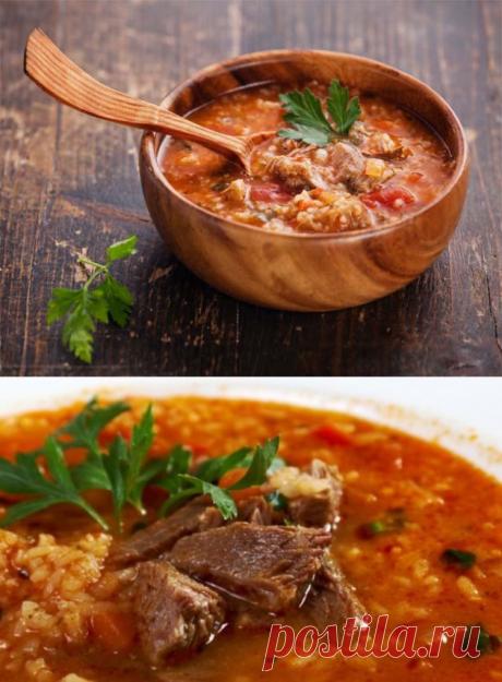 Наваристый домашний суп харчо с говядиной. Никто не откажется от такого шедевра! - be1issimo.ru