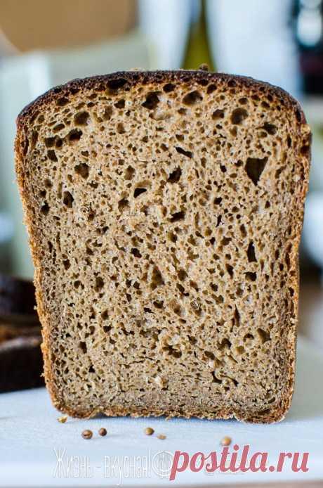 Прибалтийский хлеб + бонусный рецепт на остатках закваски • Жизнь - вкусная! Кулинарный сайт Галины Артеменко
