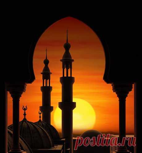 arabian-sunset-picture-id95650571 (568×612)
