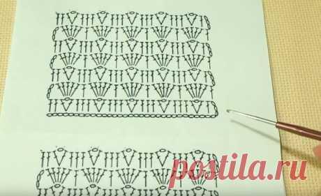 Учимся вязать крючком с нуля. Как читать схемы вязания (Уроки и МК по ВЯЗАНИЮ) – Журнал Вдохновение Рукодельницы