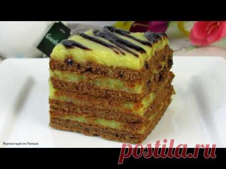 Очень вкусный Торт Без Выпечки ☆ Никто не догадается из чего крем ☆ Так просто и так вкусно | Cake - YouTube