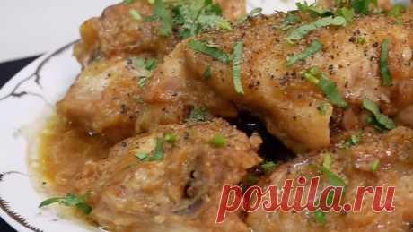 Сода изменила всё ?! Курица по-еврейски. 🍗🌰Проверка рецепта. Цыганка готовит.