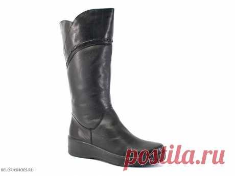 Сапоги женские Марко 31009, черный - женская обувь, сапоги. Купить обувь Marko
