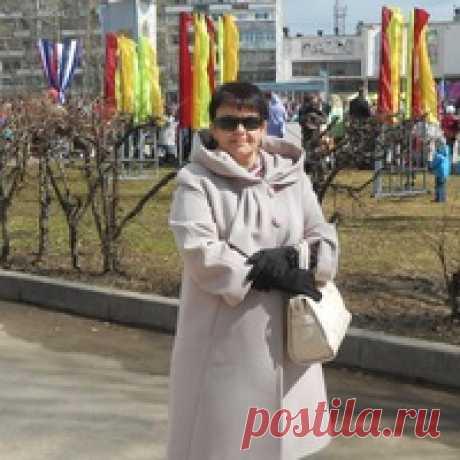 Антонина Пахолкова