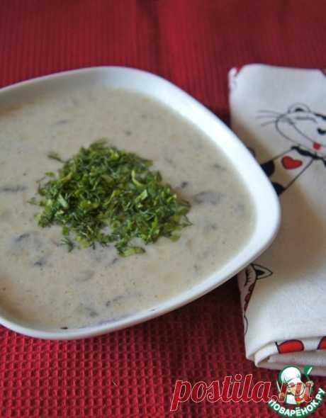 Немецкий сырный суп – кулинарный рецепт