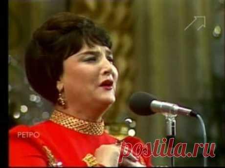 """Ольга Воронец """"Сладкая ягода"""" Песня года - 1975"""