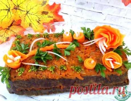 Печеночный торт-запеканка – кулинарный рецепт