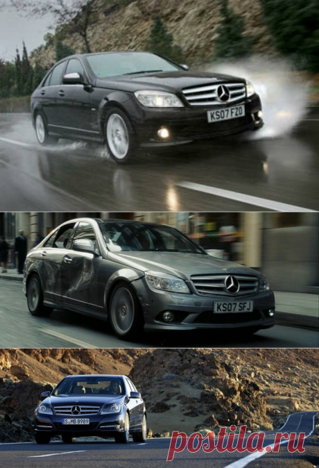 Mercedes-Benz C 280 (W204) – неподвластен времени и моде | Яндекс Дзен
