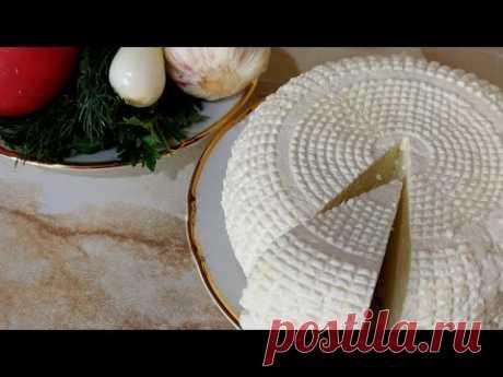 Адыгейский Сыр.Оригинальный Рецепт.Завтрак с Адыгейским Сыром.Диетический Продукт.