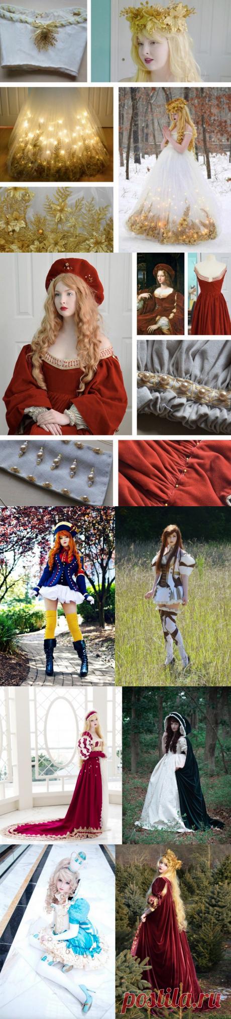 Восхитительные платья Анджелы Клейтон — Делаем руками