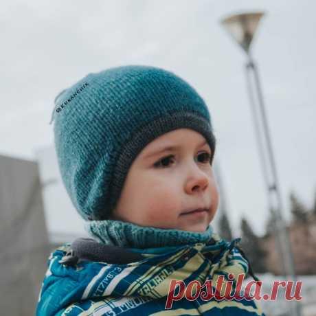 Как связать детскую анатомическую шапку | Ксения Kukanchik | Яндекс Дзен