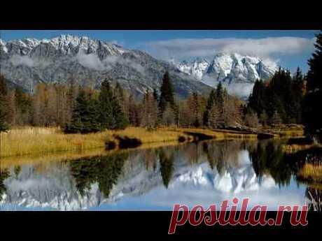 (+1) тема - Прощание с осенью... | ВИДЕОСМАК