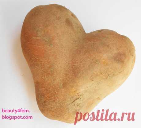 Красота - добрая сила: Как правильно есть картошку для похудения и для здоровья сердца