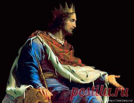 Правила жизни самого царя Соломона