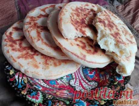 Как приготовить хьокхмаш (чеченские лепешки)