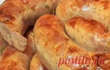 Рецепт приготовления домашней куриной колбасы - ЗНАЙ ЮА