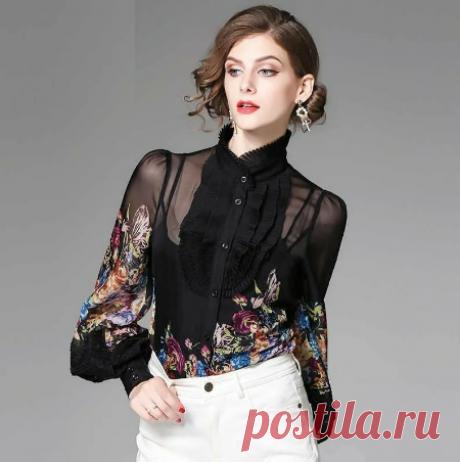 Какую блузку выбрать этим летом, чтобы быть в тренде | Fashion Channel | Яндекс Дзен