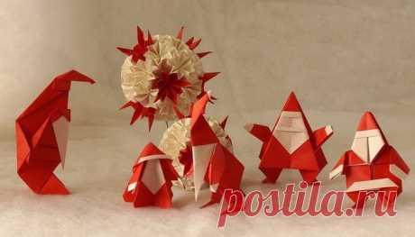 Оригами из бумаги для начинающих Складывать поделки из бумаги дети начинают в том возрасте, когда ещё не осознают, что занимаются особым искусством под названием «оригами». Бумажные голуби и самолётики, прыгающие лягушки, тюльпаны, треугольные хлопушки и водяные бомбочки – всё это поделки оригами. Собирать фигурки, перегибая в