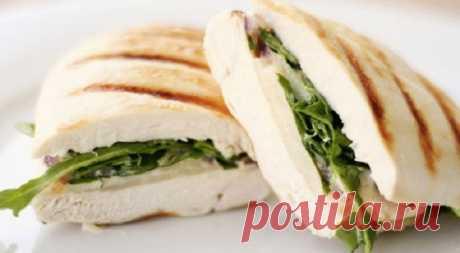 Оригинальные и быстрые рецепты бутербродов без хлеба — Infodays