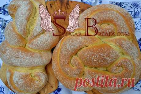 Картофельный хлеб на сливках (video) | Sugar & Breads in Russia