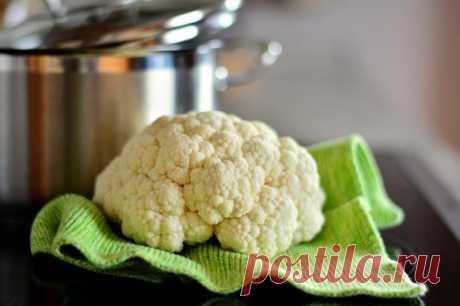 Как запечь цветную капусту в духовке: рецепт вкусного и сытного блюда - Досуг - Кулинария на Joinfo.ua