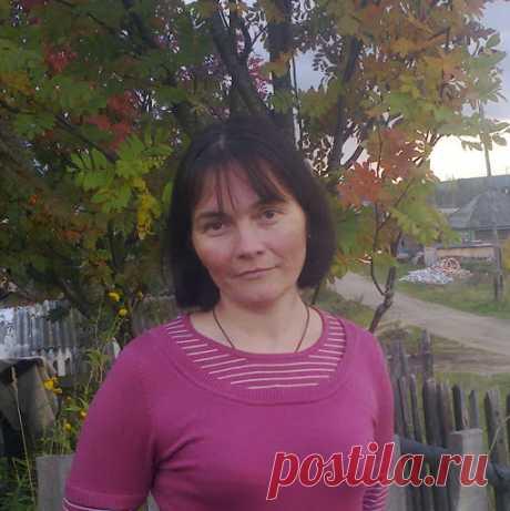 Татьяна Кочергина