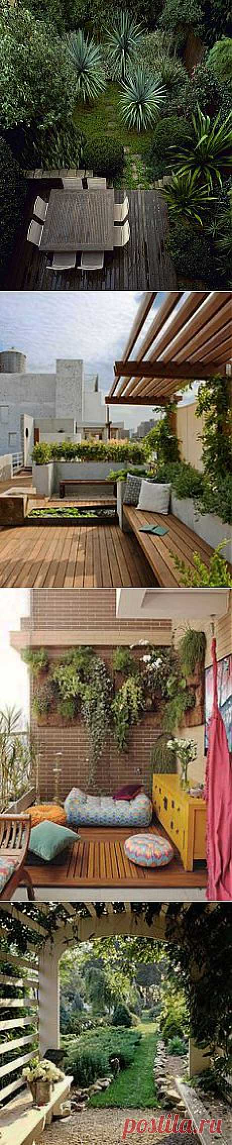 Modern Patio & Gardenscape | My garden